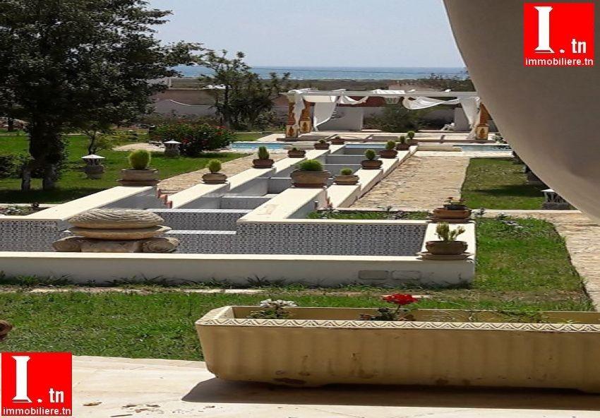 Villa de maître chatt ezzouhour 3m253