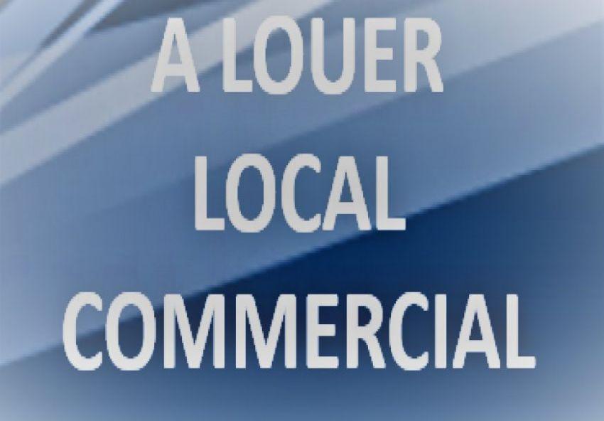 A #louer gérance libre un #local commercial # à sousse