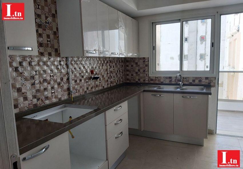 Appartement Haut Standing S+2 3M533