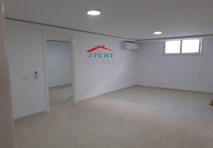 Appartement 80m², Cuisine équipée, Terrasse, Sahloul