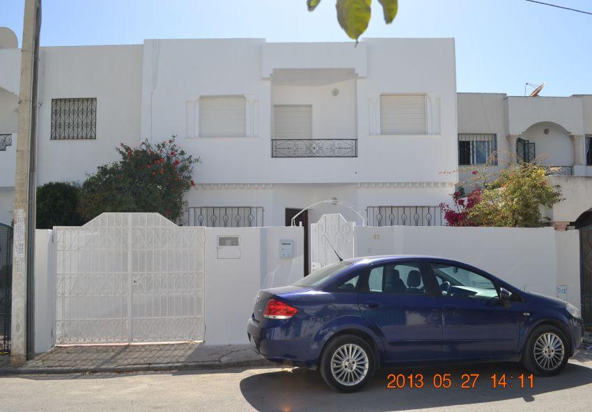 Villa DUPLEX Neuve