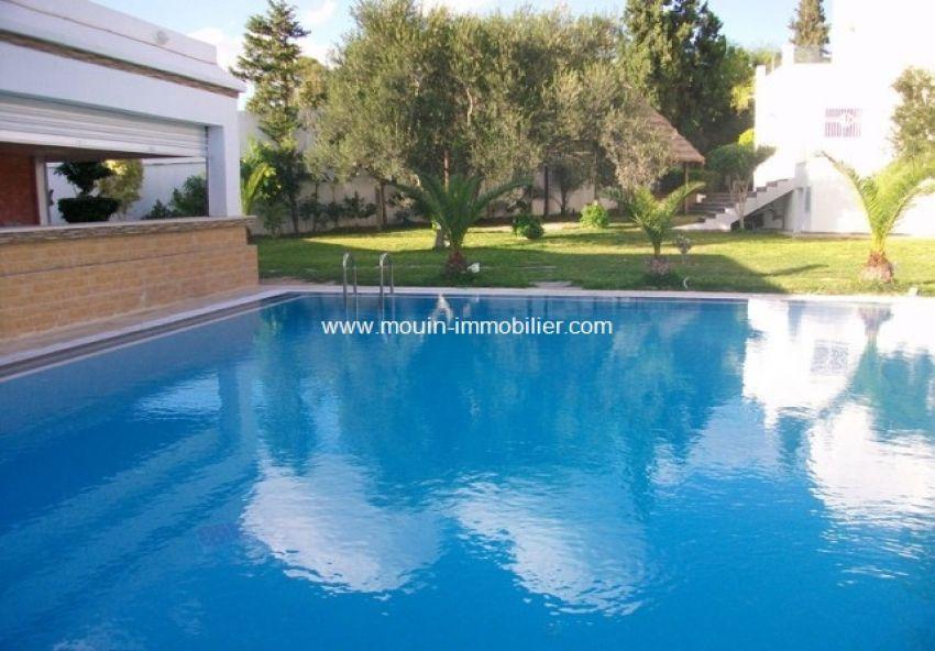 Villa Patricia AL003 Hammamet Sud