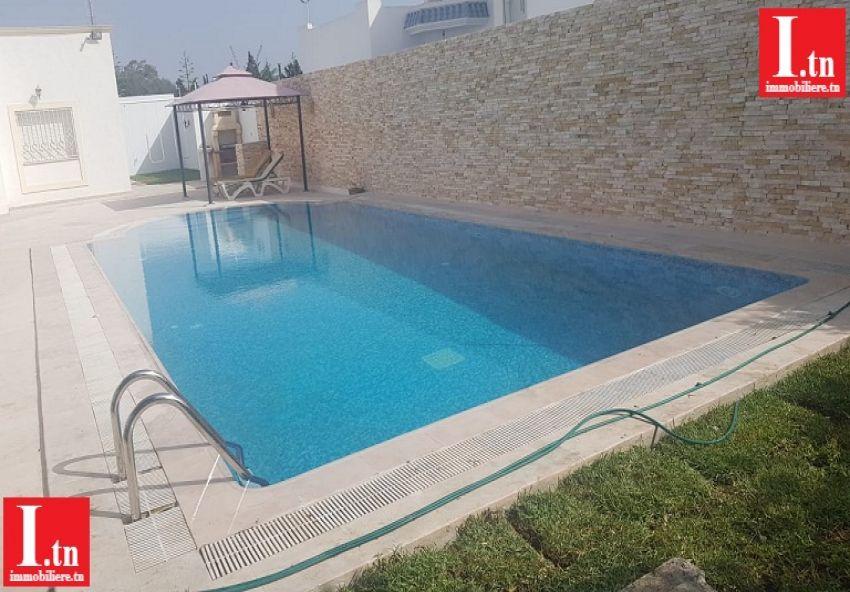 Villa Jinene Hammamet 3M395