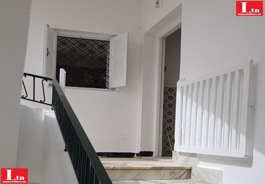 Étage de villa Nabeul 3M388