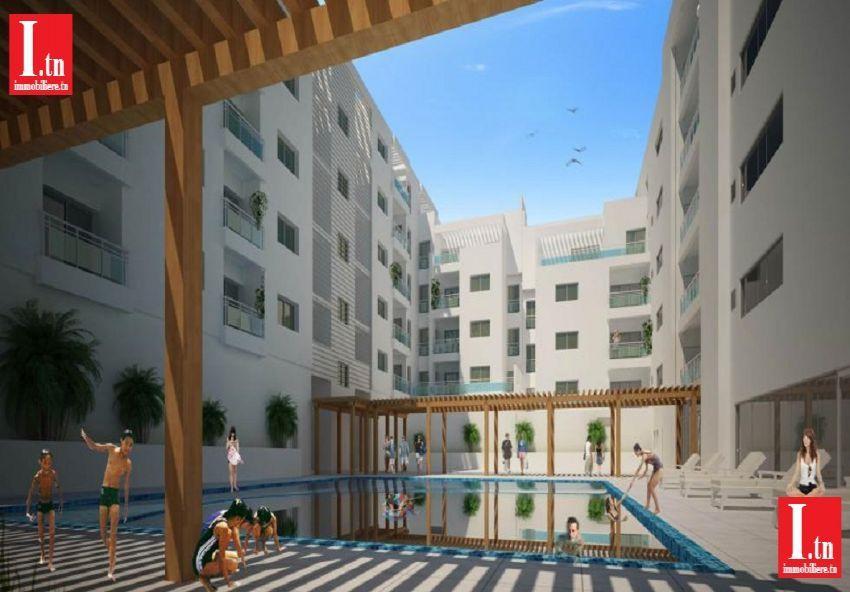 Appartement AFH 2 Nabeul 3M476
