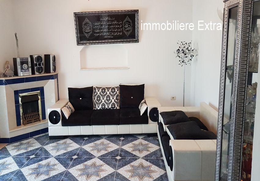 Appartement  meublé a Nabeul