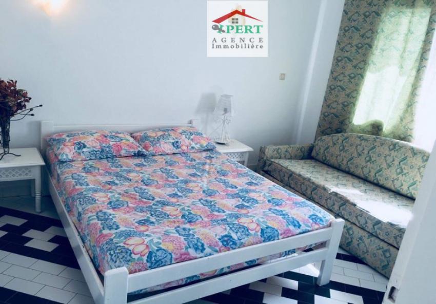 Appartement 40m², Cuisine équipée, Hammam Sousse