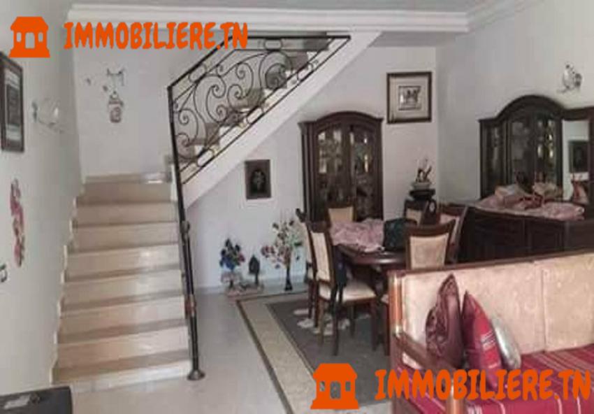 Duplex Hammam Chatt 3M152