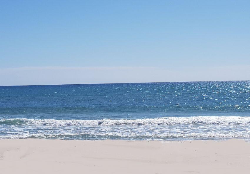un terrain1 ére  position de la plage Manzel el Horr