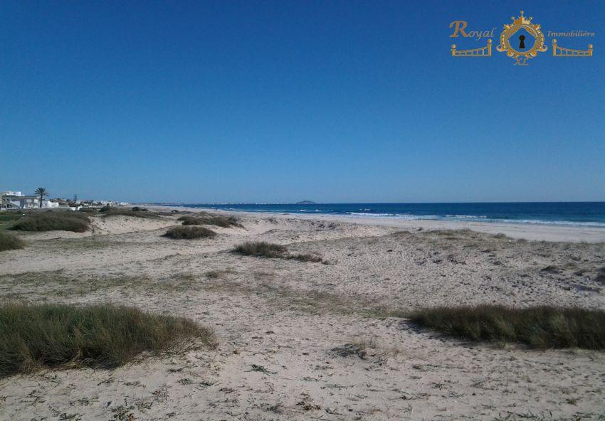 Des Lots terrains dans une zone adorable au bord de mer