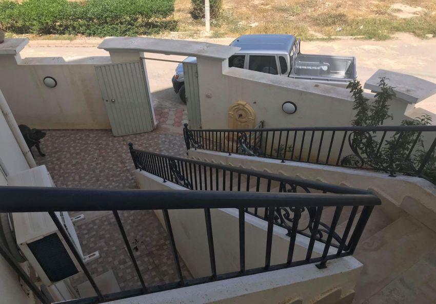 VILLA Haut Standing BORJ CEDRIA :Villa + 6 Apparts