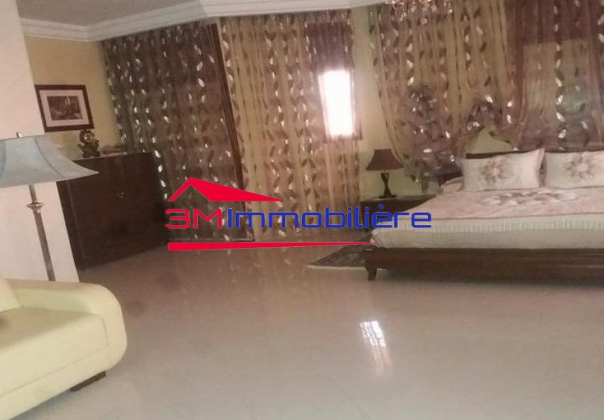 Villa Haut Standing Soliman Plage 3M001