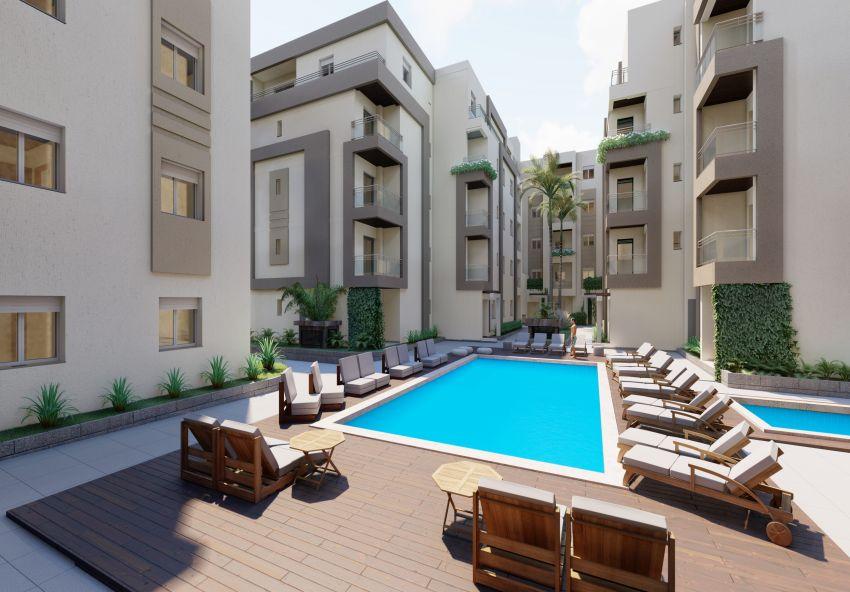 Résidence Bousten: Appartements Haut Standing, Vue De Mer A Vendre