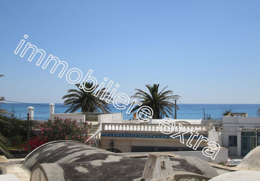 bungalow a maamoura plage
