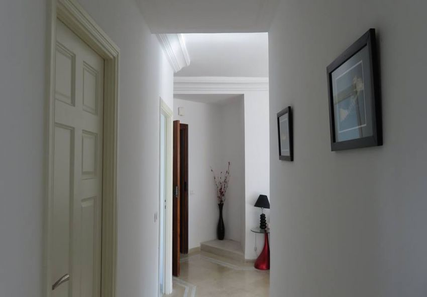 Appartement au 3 éme étage dans une résidence gardée à hergla