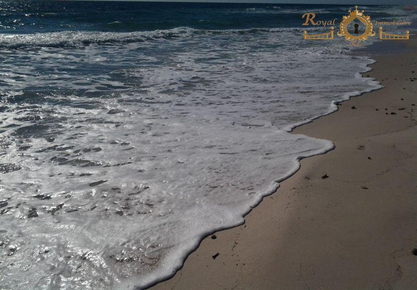 lots terrains en 1ér position de la mer de menzel temime