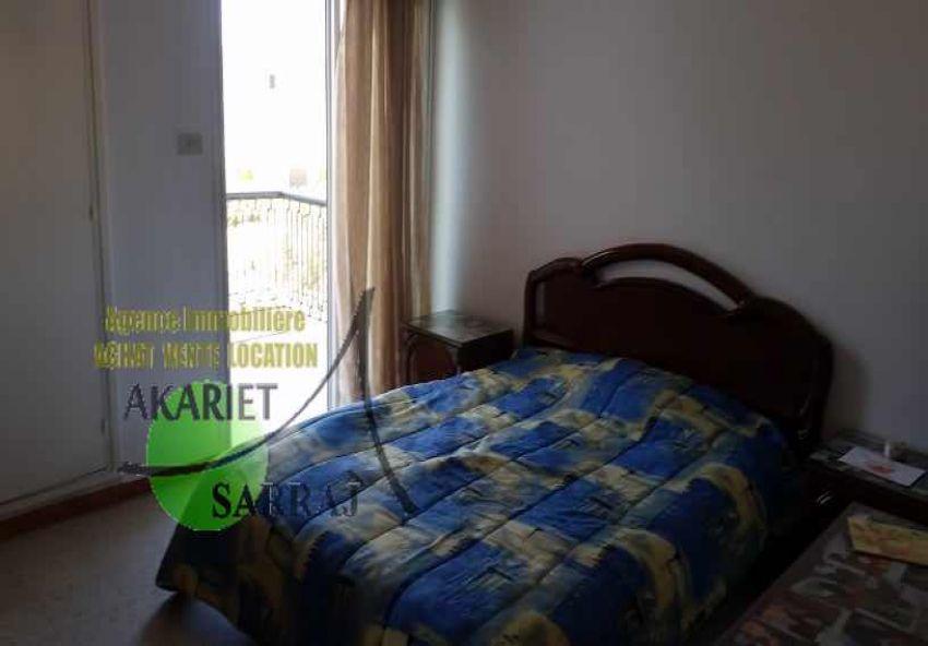 Appartement à VENDRE S+3 à khzema