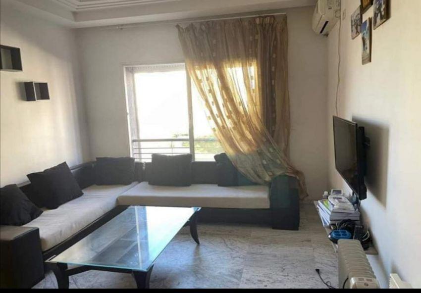 Appartement S+1 jardin el menzah 1