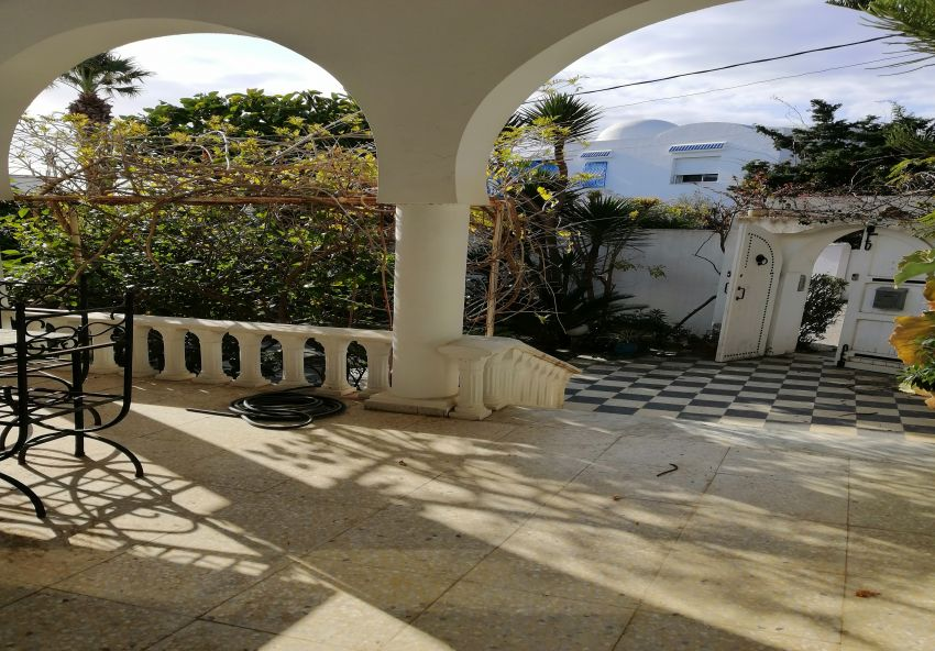 un magnifique villa a kélibia (fatha)