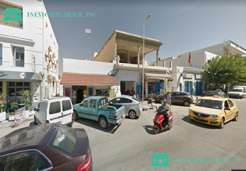 Terrain Hammamet Centre Ville