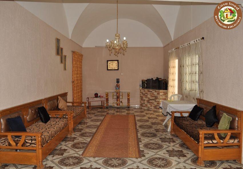 belle maison arabe renouvelée