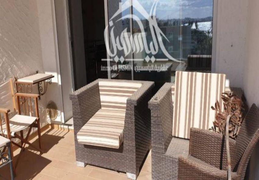 Magnifique appartement meublé avec vue mer