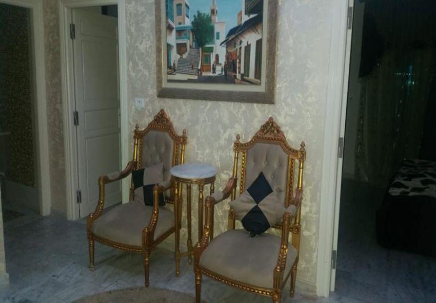 étage de villa salambo