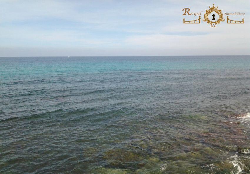 superbe lots terrains en 1ér position de la mer à dar allouch_kélibia
