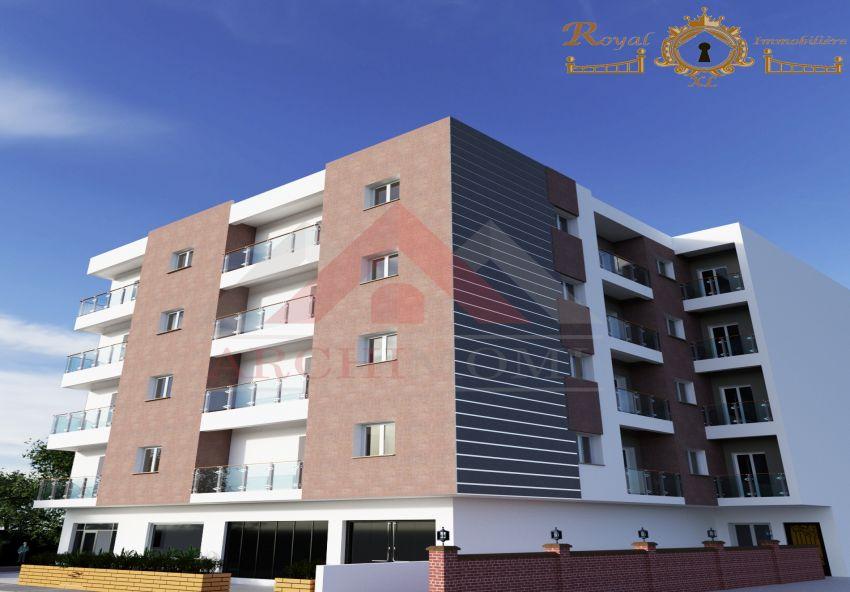des appartements (s+1;s+2;s+3) ;; centre ville kélibia
